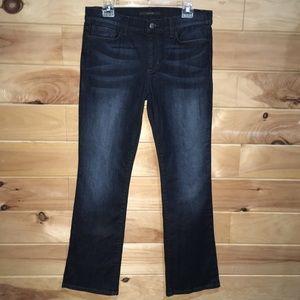 Joes Jeans Dark Wash Provocateur Bootcut Jeans